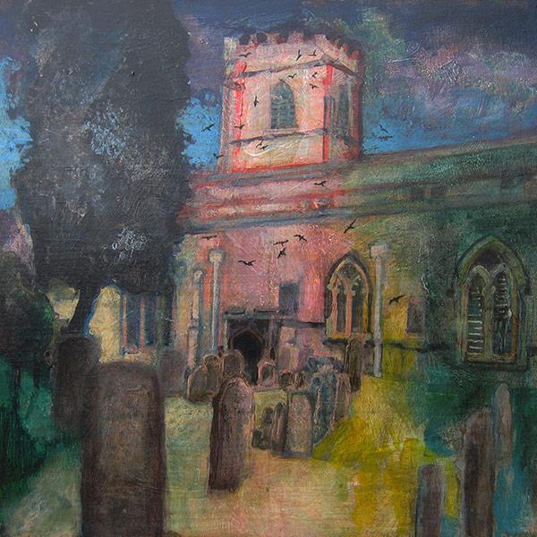 St Leonard's Church, Eynsham