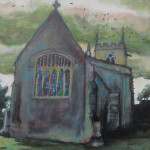 St Laurence's Church, Combe #1