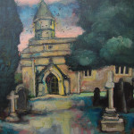 St Mary's Church, Cogges, Witney #1