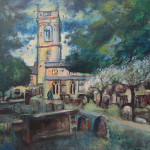 St Mary Magdalene Church, Woodstock