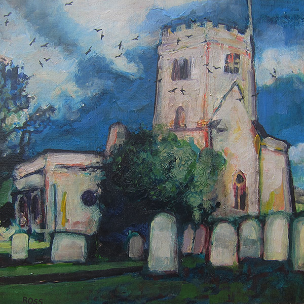 St Mary's Church, North Leigh #1