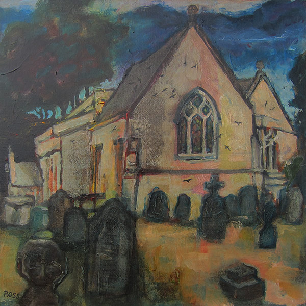 St Mary's Church, Cogges, Witney #2