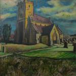 The Church of St Mary, Swinbrook #2