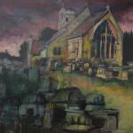 The Church of St Mary, Swinbrook #3